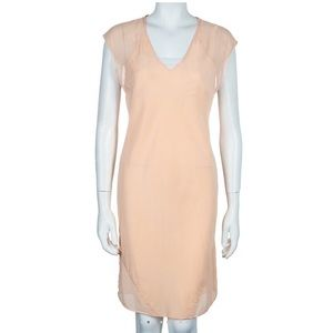 T by Alexander silk tunic dress